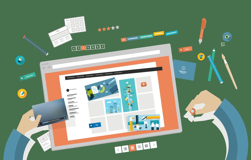 העשיריה הפותחת - על מה כדאי להקפיד כשאתם בונים אתר בעצמכם